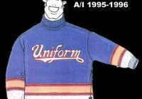 UNIFORM FW 95 a